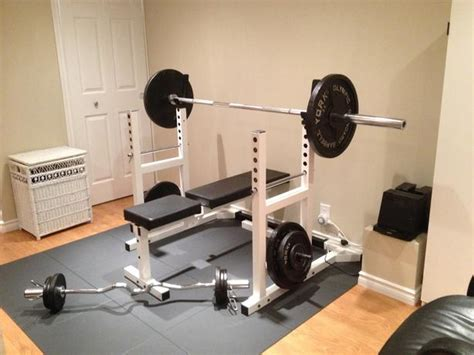 squat and bench press york pro series squat rack bench press eze curl bar and weights orleans ottawa
