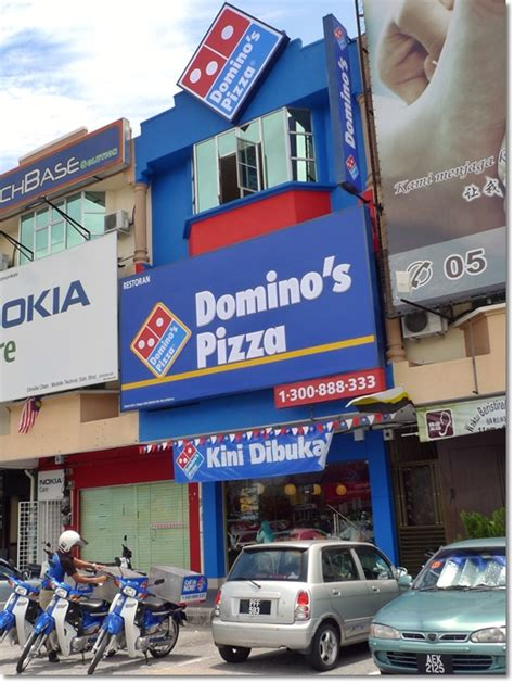 domino pizza medan domino s pizza ipoh the pizza delivery experts arrived