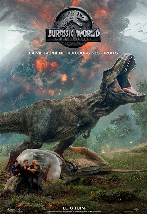 film jurassic world bagus jurassic world 2 allocin 233