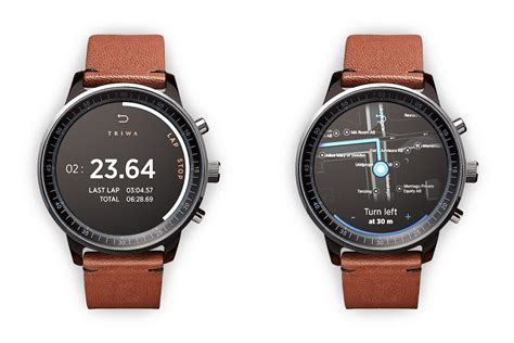 Smartwatch Triwa Triwa Smartwatch Concept The Coolector