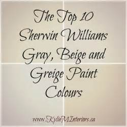 best beige paint color sherwin williams the 10 best gray and greige paint