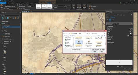 layout view in arcgis pro woodcut bathymetry maps arcgis blog