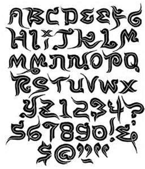 tribal number tattoo fonts tattoo fonts style free maori font numbers leuke tatoo s