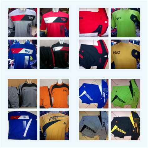 Stelan Futsal Grosir Murah stelan futsal pray sport distributor kaos bola