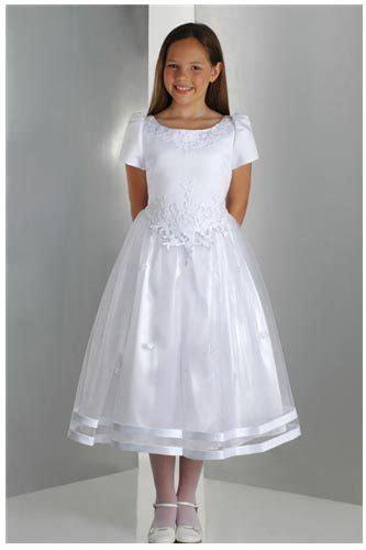 imagenes de vestidos de primera comunion para ninas vestidos de vestidos de primera comuni 243 n para ni 241 as de 14 a 241 os