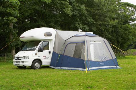 Pdq Awning by Erect Caravan Awning Rainwear