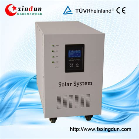 solar generator system 500w for home use green power