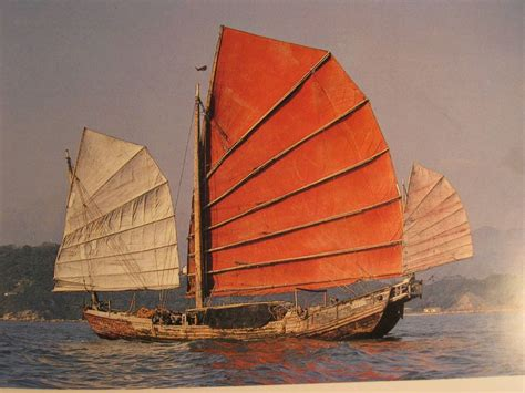 slow boat to china meaning old chinese junk model boats