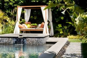 Creating A Backyard Oasis On A Budget Creating A Backyard Oasis 26 Sleek Pool Designs