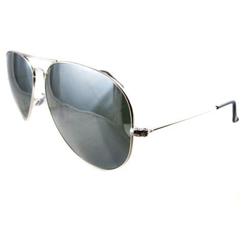 Kacamata Rayban Aviator Silver Mirror Mali4815 rayban sunglasses aviator 3025 silver grey mirror 003 40 62mm ebay