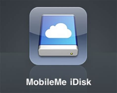 mobile me app apple release mobileme idisk iphone application real
