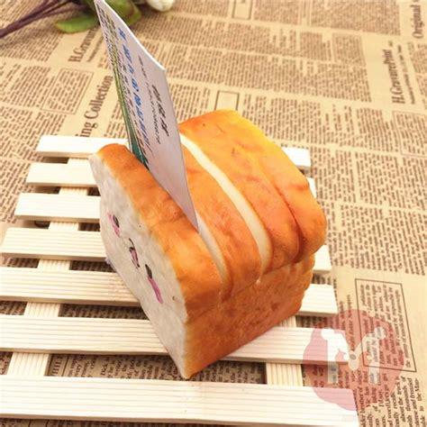 toast home decor squishy 10cm soft kawaii emoji toast cute face bread desk