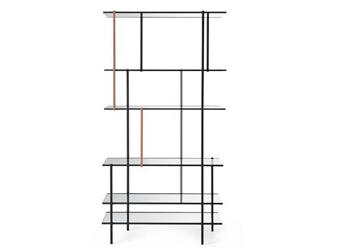 libreria alluminio libreria modulare in alluminio drizzle by gallotti radice