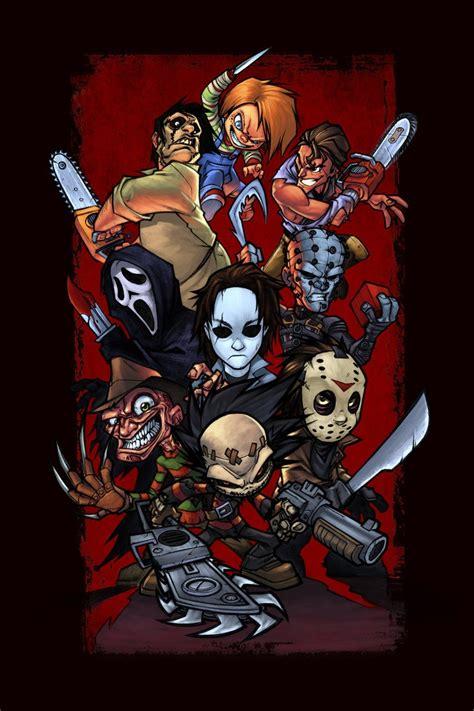 film cartoon horror scary movie villains google search oh the horror