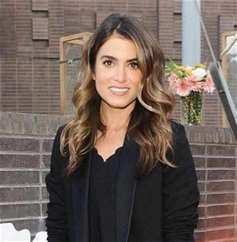 nikki reed with dyed hair nikki reed i love her subtle ombre crowning glory