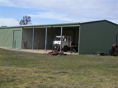 sheds garages barns carports in hobart tasmania the