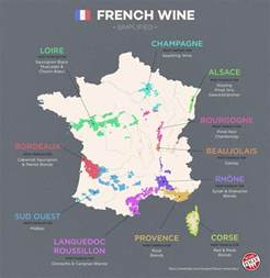 the wines of south west map wine folly