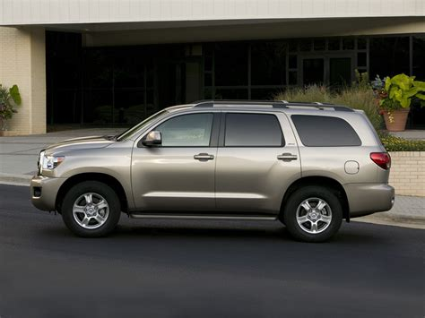 2011 toyota sequoia price photos reviews features