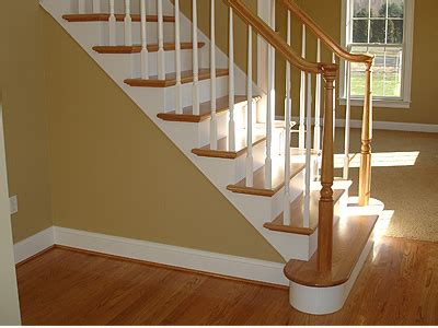 Steps Designs Converting Closed Stairs To Open Stairs Home Improvement