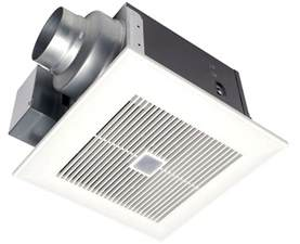 panasonic fan bathroom the quietest bathroom exhaust fans for your money