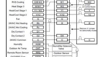 rw wiring diagram  heat pump defrost circuit