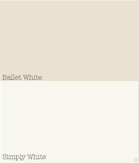 benjamin ballet white simply white pretty palettes benjamin