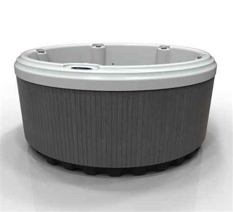 vasca idromassaggio rotonda spa minipiscina rotonda da esterno 4 o 5 posti 200 cm o