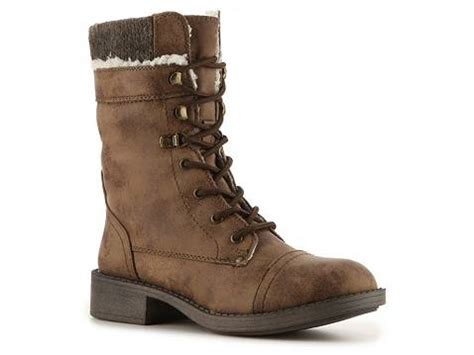 baylor combat boot dsw