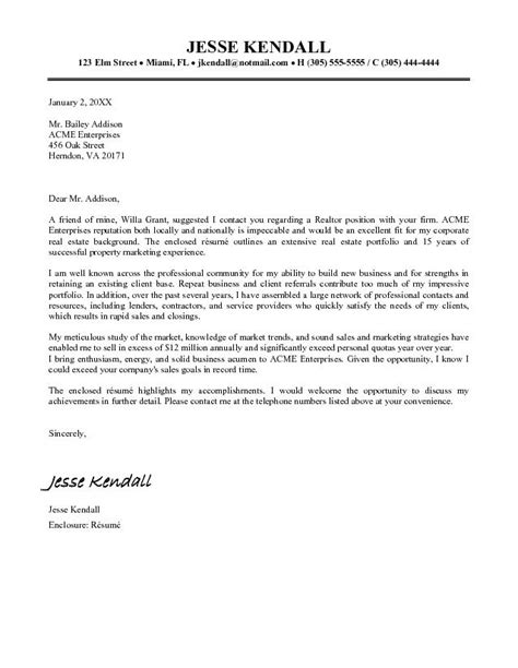 Introduction Letter For Real Estate Business Sle Real Estate Letters New Calendar Template Site