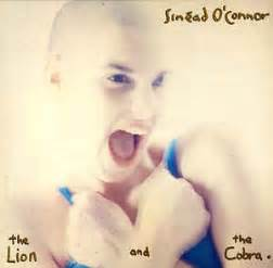 Cd Sinead Oconnor The And The Cobra 233 ad o connor the and the cobra at discogs
