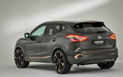 Nissan Qashqai 2019 Model by 2019 Nissan Qashqai Review Redesign Engine Release
