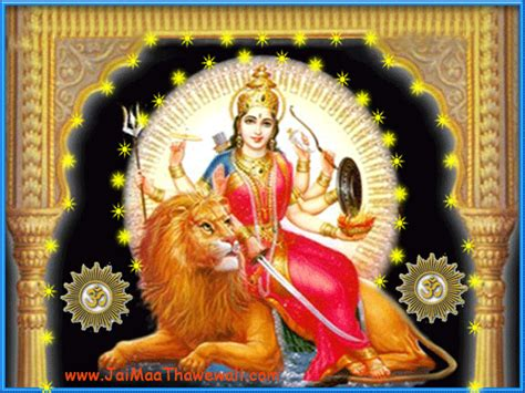 Decoration For Navratri At Home Diwali Wallpapers Sherawali Mata Wallpapers Maa