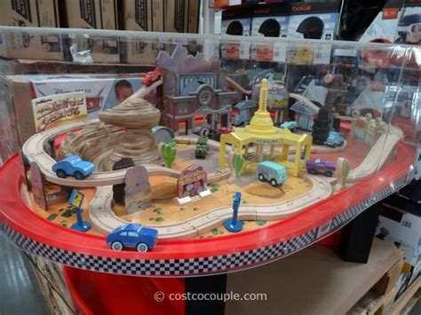 cars play table costco kidkraft disney cars table set