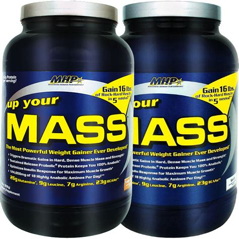 Up Your Mass 46lbs Mhp mhp up your mass 2 lb