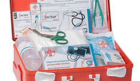 dotazione cassetta pronto soccorso soccorso aziendale quale cassetta di pronto soccorso