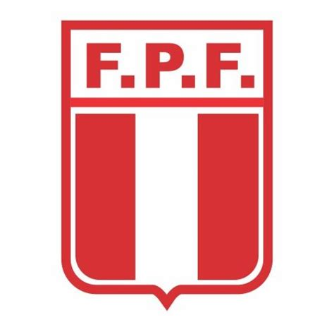 peru football confederation iron on sticker stk csf per