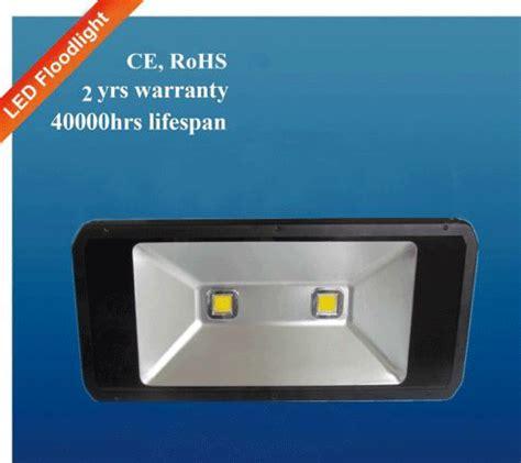taff led floodlight 160w color temp 4000k without pir syw lfl 160wnw black jakartanotebook