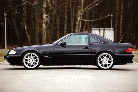 Mercedes Sl600 by 1998 Mercedes R129 Sl600 Brabus Benztuning