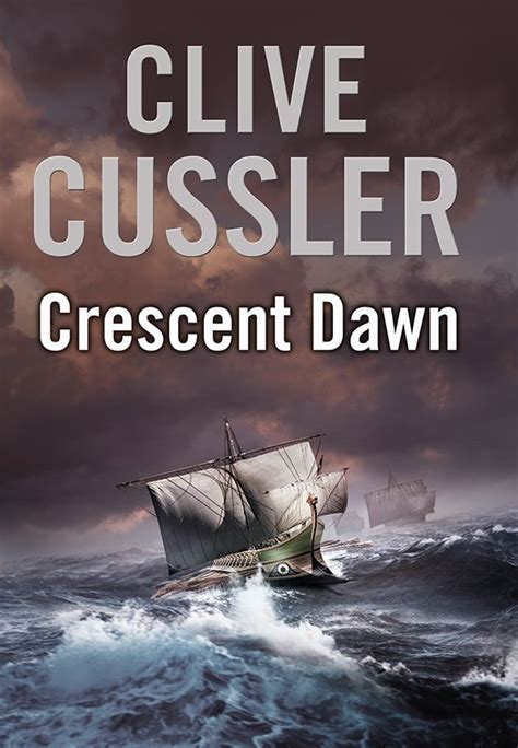 libro crescent dawn dirk pitt crescent dawn a clive cussler novel in the dirk pitt adventures series unused uk cover