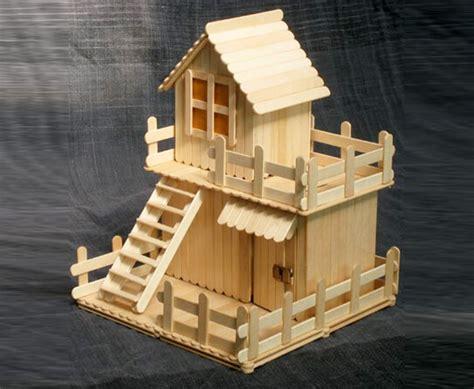 Harga Miniatur Rumah Stik Es Krim by 100 Kerajinan Tangan Dari Barang Bekas Ini Bisa Kamu Jual
