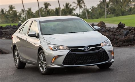Toyota Camry 2015 Sport 2015 Toyota Camry Se