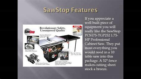 sawstop 3hp professional cabinet saw sawstop pcs31230 tgp252 3 hp professional cabinet saw
