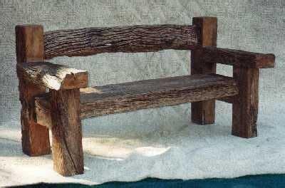 railroad tie bench railroad bench take a seat pinterest