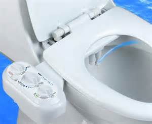 Attachable Bidet Luxe Bidet Mb320 Double Nozzle Fresh And Warm Water Spray