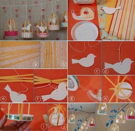Vas Tempel Alas Foto Shaby Chic muyvariado jaulas decorativas paso a paso