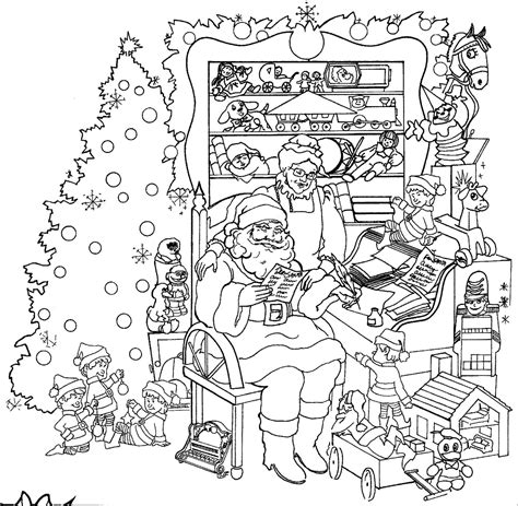 detailed christmas tree coloring pages detailed christmas coloring pages christmas coloring