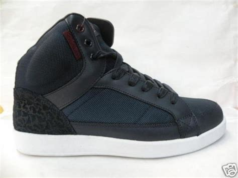new s cadillac shoes retro air black blue