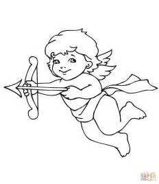 cupid coloring pages cupid coloring page free printable