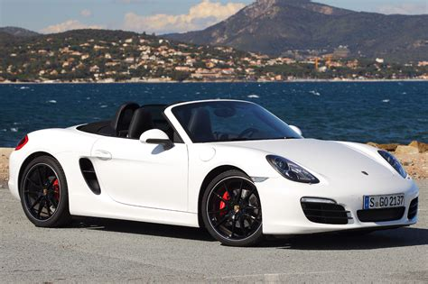 porsche boxster 2013 porsche boxster reviews and rating motor trend