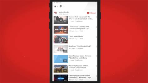 templates for youtube videos apple apple motion template phone youtube intro videoblocks